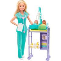 Barbie Pediatra - Mattel - Kanui