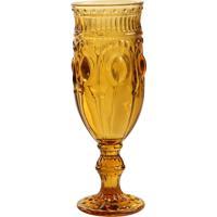 Taça De Champagne Jewelry Âmbar
