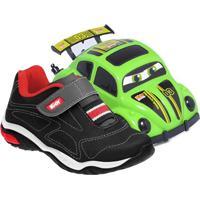 Tênis Velcro Kidy Infantil Masculino 00705796584