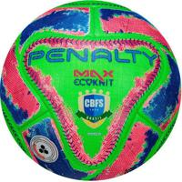 Bola Penalty Max Ecoknit Ix Futsal Verde