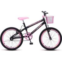 Bicicleta Colli Jully Aro 20 Aero 36 Raias Infantil - Unissex