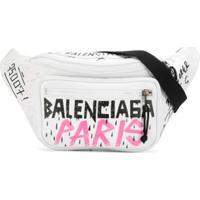 Balenciaga Pochete Explorer - Branco