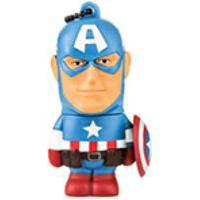 Pen Drive Marvel Vingadores Capitao America 8Gb Usb Leitura 10Mb/S E Gravacao 3Mb/S Multilaser - Pd080