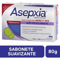 Sabonete Em Barra Asepxia Adstringente Suavizante 80G