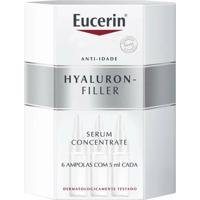 Eucerin Hyaluron Filler Concentrate 6 Ampolas De 5Ml
