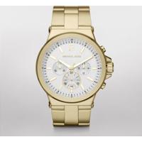 1cabda2b9359f Relógio Masculino Michael Kors Dylan Dourado