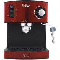Cafeteira Philco Expresso 20 Bar Inox Red 127V
