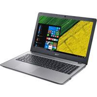 "Notebook Acer Aspire F5-573-51Lj - Prata - Intel Core I5 - Ram 8Gb - Hd 1Tb - Led 15.6"" - Windows 10"