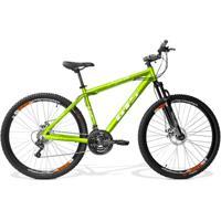 e98efbcf2 Netshoes  Bicicleta Gts Expert 1.0 Aro 29 Freio A Disco Câmbio Shimano 24  Marchas E Amortecedor -