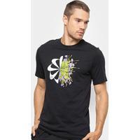 Camiseta Nike Dri-Fit Wild Run Flowers Masculina - Masculino