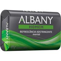 Sabonete Albany Homem Refrescância Adstringente 85G