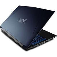Notebook Profissional Avell Titanium W1511 Mxti Intel Core I7 16Gb (Geforce Gtx 1050Ti) 1Tb Sshd 15.6 Fhd Azul (Azul Fosco)