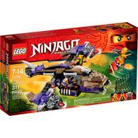 Ninjago Ataque De Helicóptero Condrai Lego Colorido