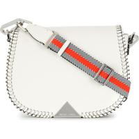 Emporio Armani Weave Shoulder Bag - Neutro