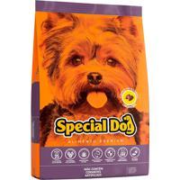 Ração Para Cães Adultos Special Dog Sênior Raças Pequenas 8Un 1Kg