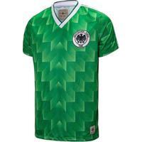 Camisa Alemanha Retrô 1988 Masculino - Masculino-Verde