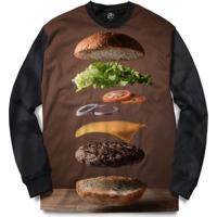 Blusa Bsc Snack Full Print - Masculino