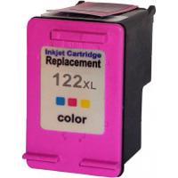 Cartucho Compatível Hp 122Xl Color - Hp 2050 Hp 3050 Hp 1000 Com 12 Ml