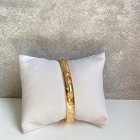 Bracelete Astros Dourado