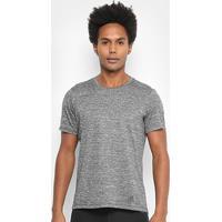 Camiseta Adidas Run Masculina - Masculino-Cinza