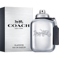 Perfume Coach Platinum Masculino Eau De Parfum 100Ml