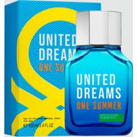 Perfume Masculino United Dreams One Summer Benetton - Eau De Toilette 100Ml