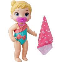 Boneca Baby Alive Banhos Carinhosos Loira - Hasbro