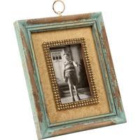 Porta-Retrato De Madeira Decorativo Erinnern Com Pedras