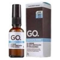 Enzimatic Series Go. Man - Creme Anti-Irritacao Pos-Barba 30G