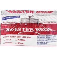 Cabo Master Rede Aço Para Tennis Oficial - Unissex-Cinza