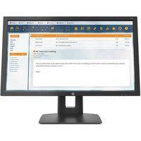 "Monitor Hp Led 21.5"" Widescreen, Full Hd, Ips, Displayport, Hdmi, Altura Ajustável - V22B"