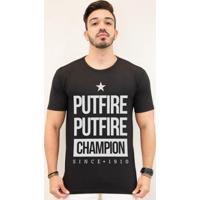 Camiseta Zé Carretilha - Bot-Fogao-Putfire-Branco-Gg-Masculino - Masculino