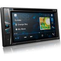 """Dvd Automotivo Pioneer Avh-G228Bt Preto Tela De 6.8"""" Bluetooth"""