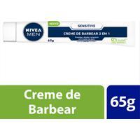 Creme De Barbear Nivea Men Sensitive 65G