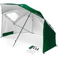 Guarda Sol Verde Escuro Sport Brella Green Sklz Bre0102502 Verde