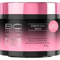 Máscara Schwarzkopf Bc Fibre Force Fortifyng Fortificante 30Ml - Unissex-Incolor