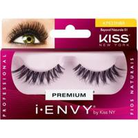 Cílios Postiços Kiss Ny - I-Envy Beyond Naturale Pack Unitário - Feminino-Incolor