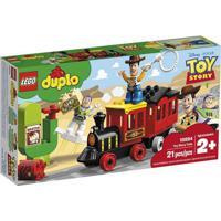 Lego Duplo - Disney - Pixar - Toy Story 4 - Trenzinho - 10894