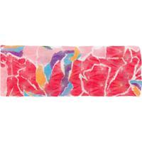 Missoni Mare Headband Com Estampa Abstrata - Vermelho
