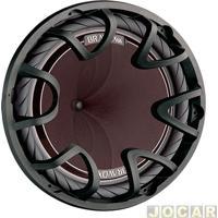 """Subwoofer - Bravox - 10"""", Premiun Plus Bobina Dupla, 4+4 Ohms Com 650 Wrms - Cada (Unidade) - P10X D4"""