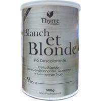 Thyrre Cosmetics Pó Descolorante Blanch Et Blonde 500G - Feminino