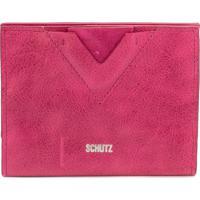 Carteira Porta Passaporte Feminina Schutz S460580119