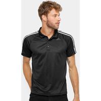 Camisa Polo Adidas D2M 3S Masculina - Masculino