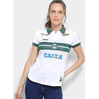 Camisa Coritiba I 2018 S/N° C/Patrocínio - Jogador 1909 Feminina - Feminino