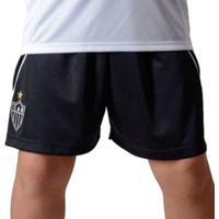Shorts Bermuda Infantil Do Atlético Mineiro - Masculino