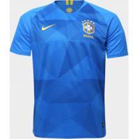 Camisa Nike Cbf Away Stadium Masculina