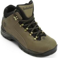 ... Bota Timberland Trail Dust - Masculino-Verde Claro 31622334bf2f4