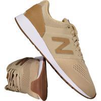 Tênis New Balance Mrl24 Bege