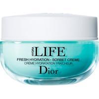 Creme Hidratante Dior Hydra Life - Fresh Hydration 50Ml - Unissex-Incolor