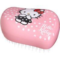 Escova De Cabelos Tangle Teezer Compact Style Edição Limitada Hello Kitty Pink 1 Unidade - Unissex
